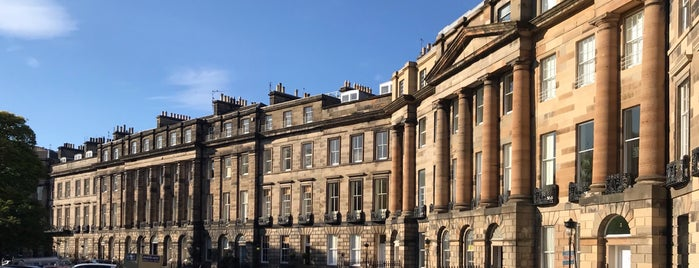 Moray Place is one of Edinburgh To Do Before Graduating List.