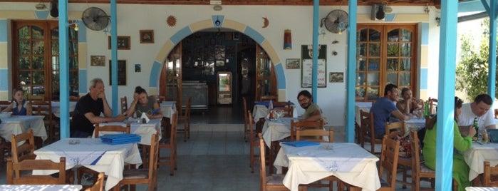 Stefanos Family Cafe Bar is one of Lugares favoritos de Diana.