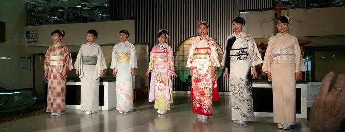 Nishijin is one of Kyoto-Japan.
