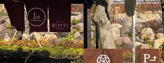 箱根・芦ノ湖 はなをり is one of 宿.
