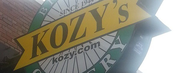 Kozy's Cyclery is one of Kevin 님이 좋아한 장소.