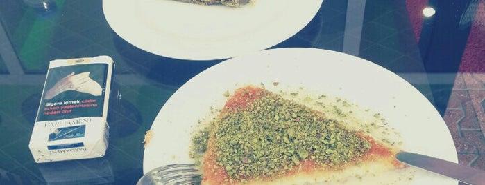 Çelebi Sütlü Künefe is one of Konya'da Café ve Yemek Keyfi.