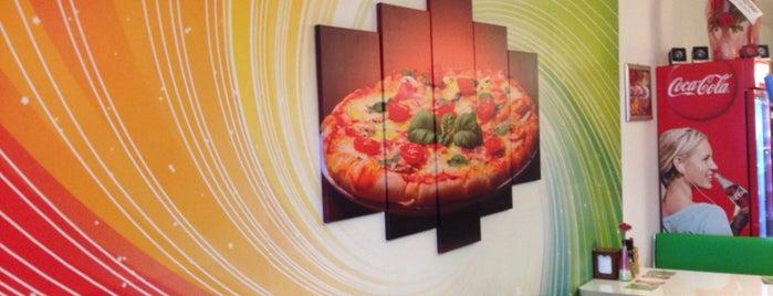 Bella Pizza'ria is one of 🇹🇷 : понравившиеся места.