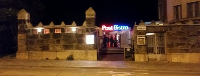 PostBistro is one of Budapest.