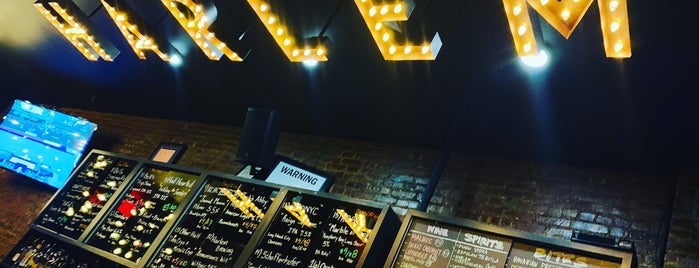 Harlem Hops is one of Bars - Uptown.