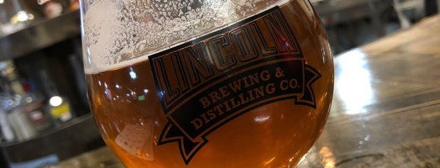Lincoln Brewing Co. is one of Breweries or Bust 2.