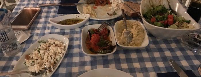Milos Restaurant is one of MüM 💎'ın Beğendiği Mekanlar.
