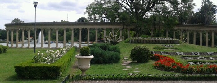 Parque de la Independencia is one of Must visit places in Rosario.