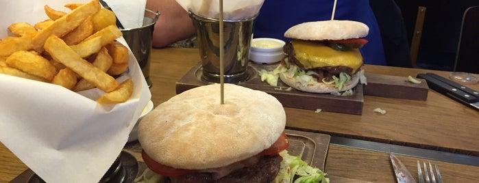 Burger Fabriek is one of 🇳🇱 Amsterdam.