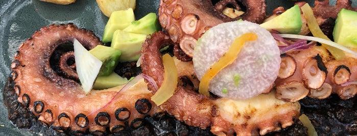 Arango - Cocina De Raíces is one of Locais curtidos por Paco.