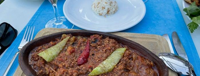 Kaya restaurant is one of FETHİYE.