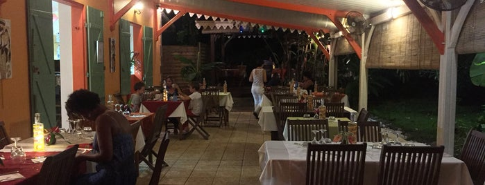 Restaurant 1643 is one of Martinique.