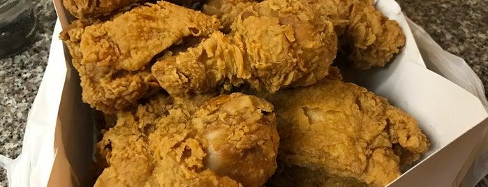Church's Chicken is one of Posti che sono piaciuti a Jason.