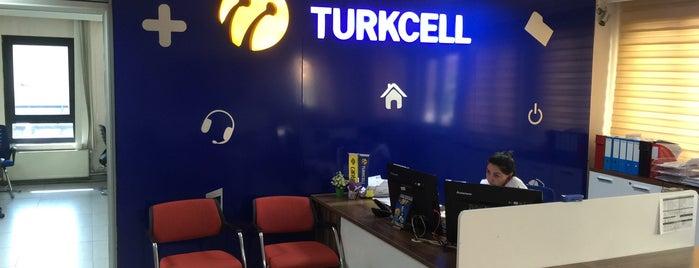 Turkcell Cantel Kurumsal Çözüm Merkezi is one of MehmetCan'ın Beğendiği Mekanlar.