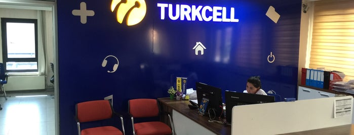 Turkcell Cantel Kurumsal Çözüm Merkezi is one of Lieux qui ont plu à MehmetCan.