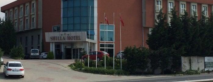 Hotel Shilla is one of สถานที่ที่ Gökhan ถูกใจ.