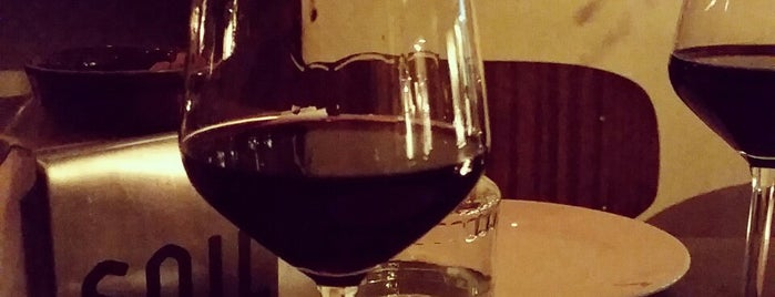 Soil Wine Room is one of Vin.