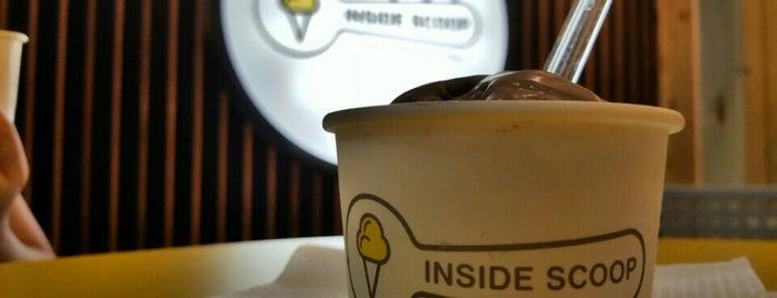 Inside Scoop is one of Tempat yang Disukai Alyssa.