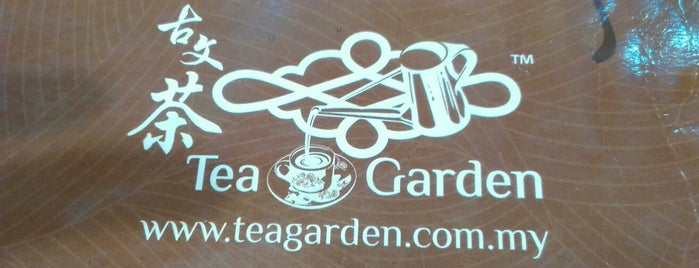 Tea Garden is one of Where to Eat in Jakarta.