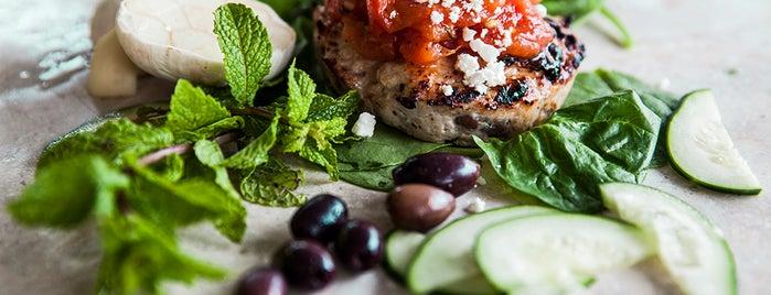 Snap Kitchen is one of Gr8 Vegan Veggie Spots in DFW.