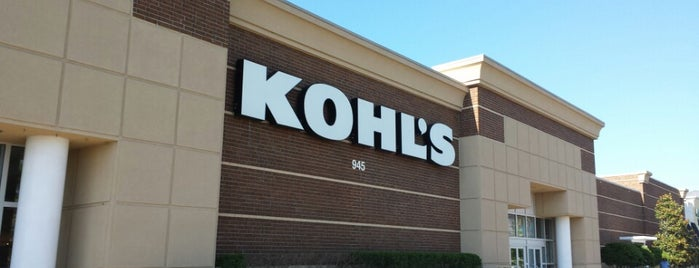 Kohl's is one of Lugares favoritos de Annette.
