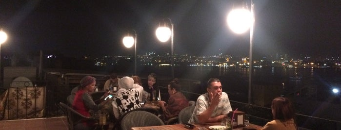 Orient Cafe & Pub is one of Fall Break 2012: Istanbul.