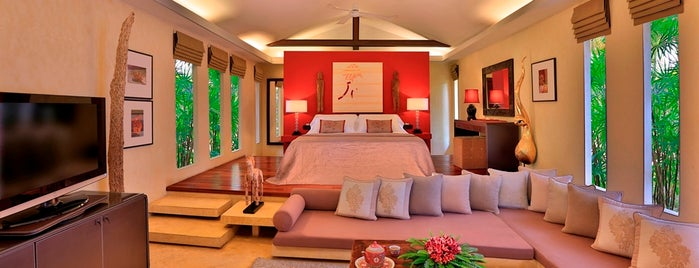 Zazen Boutique Resort & Spa is one of Tempat yang Disukai Eva.