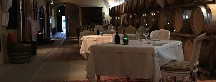 Villa Mangiacane is one of Tuscany Lifestyle Guide.