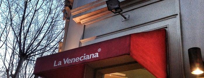 La Veneciana is one of Tempat yang Disukai Nahuel.