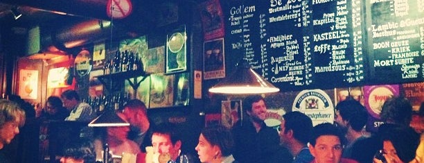 Café Gollem is one of Bruxelas & Amsterdam.