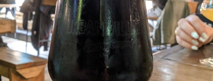 Urban Village Brewing Company is one of Crispin'in Beğendiği Mekanlar.