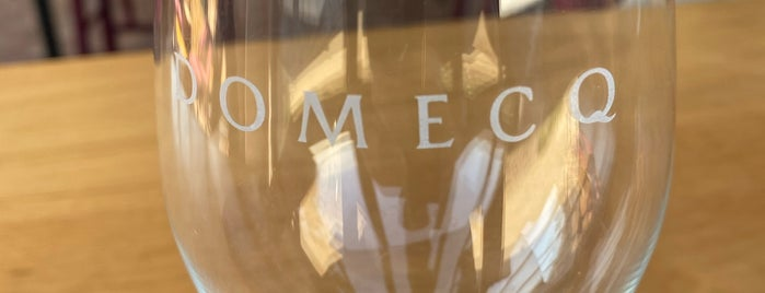 Domecq is one of Locais salvos de DadOnTheScene.