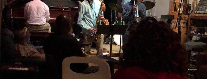 WMC Jazz is one of สถานที่ที่บันทึกไว้ของ Leigh Ann.