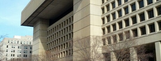 J. Edgar Hoover FBI Building is one of Washington D.C..