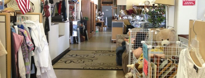 Vintage House Thrift Shop (Formerly FCC Thrift) is one of San Luis Obispo 2017.