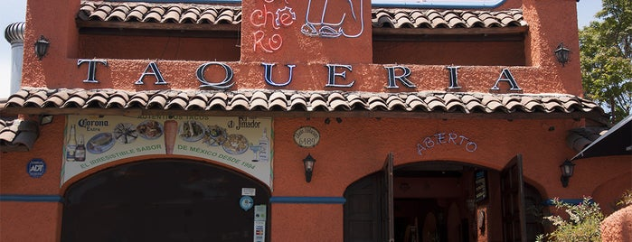 Taquería El Ranchero is one of Stgo. City.