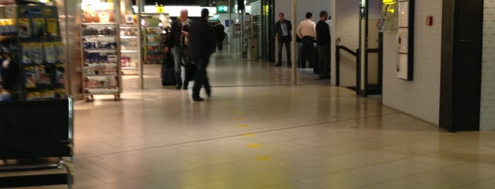 Terminal A is one of Hannover-List.