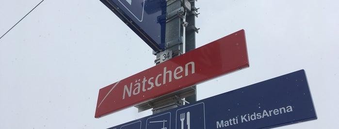 Nätschen is one of SkiArena Andermatt Sedrun.