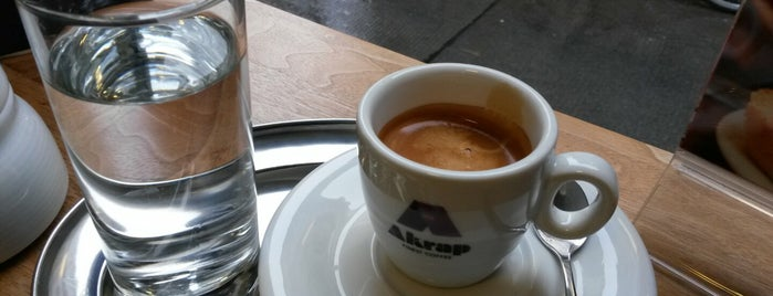 Akrap Finest Coffee is one of Vienna Coffee.