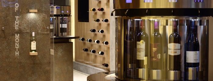 CultiVini is one of Borbár / Wine bar.