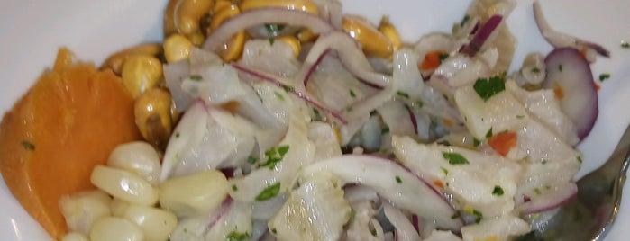 Restaurante Peruano Andino is one of Lugares guardados de Verónica.