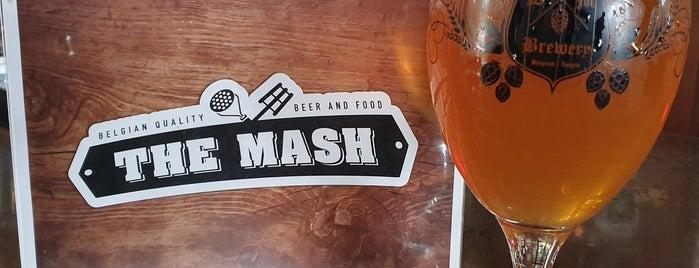Estaminet en Brouwerij D'Oude Maalderij is one of Beer / RateBeer Best in Belgium.