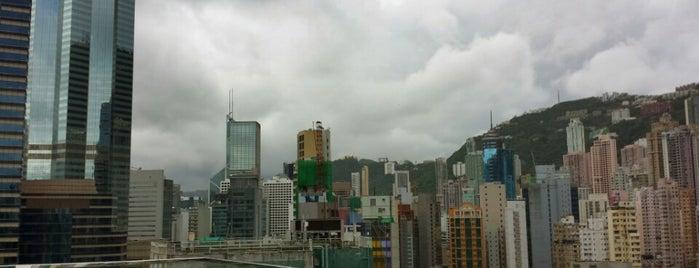 99 Bonham is one of Hong Kong.