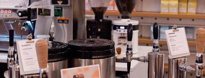 Monogram Coffee is one of Calgary.