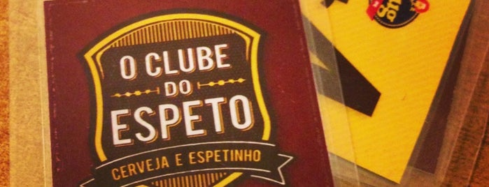 O Clube do Espeto is one of beta ;-;.