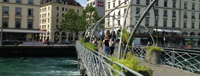 Pont de la Machine is one of Suiça - onde ir.