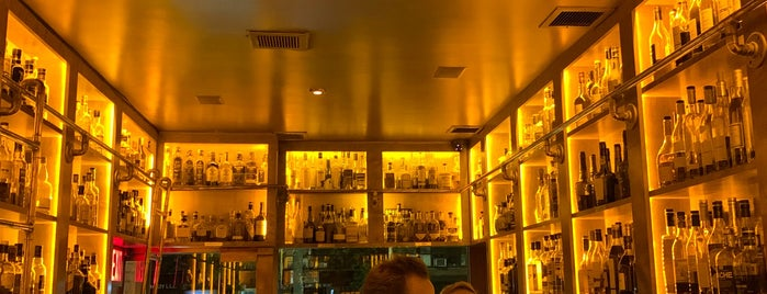 Copper & Oak is one of nyc whiskey bars.