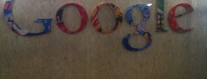 Google Athens is one of Tempat yang Disimpan Efthimis.