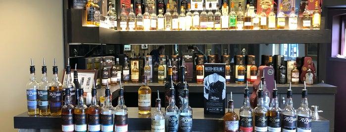 Isle Of Arran Distillery is one of Tempat yang Disukai Hemera.