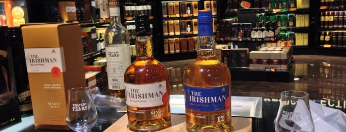 The Irish Whiskey Collection is one of Dublin food and drink.